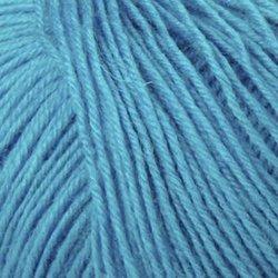 Пряжа Пехорка Детский каприз (50% мериносовая шерсть, 50% фибра) 10х50г/225м цв.583 бирюза