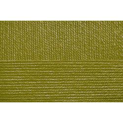 Пряжа Пехорка Детская Новинка (100% акрил) 10х50г/200м цв.033 золотистая олива