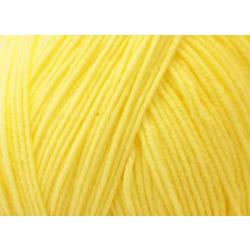 Пряжа Пехорка Детская объёмная (100% микрофибра) 5х100г/400м цв.053 св.желтый