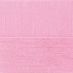Пряжа Пехорка Детская объёмная (100% микрофибра) 5х100г/400м цв.076 розовый бутон