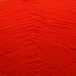 Пряжа Пехорка Детская объёмная (100% микрофибра) 5х100г/400м цв.244 алый