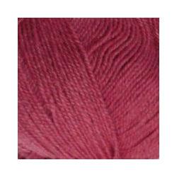 Пряжа Пехорка Кроссбред Бразилия (50% шерсть, 50% акрил) 5х100г/490м цв.028 амарант