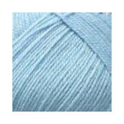 Пряжа Пехорка Кроссбред Бразилия (50% шерсть, 50% акрил) 5х100г/490м цв.177 голубое небо