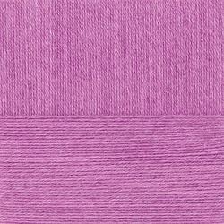Пряжа Пехорка Кроссбред Бразилия (50% шерсть, 50% акрил) 5х100г/490м цв.179 фиалка