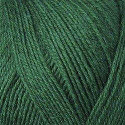 Пряжа Пехорка Кроссбред Бразилия (50% шерсть, 50% акрил) 5х100г/490м цв.573 т.изумруд