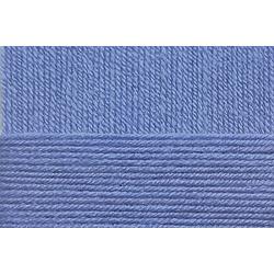 Пряжа Пехорка Школьная (100% акрил) 5х50г/150м цв.015 т.голубой