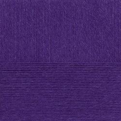 Пряжа Пехорка Школьная (100% акрил) 5х50г/150м цв.078 фиолетовый