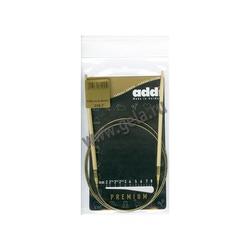 Спицы Addi Круговые бамбуковые 4.5 мм / 100 см