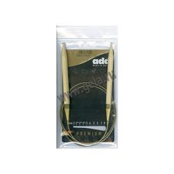 Спицы Addi Круговые бамбуковые 9 мм / 100 см
