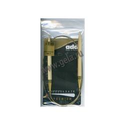 Спицы Addi Круговые бамбуковые 9 мм / 80 см