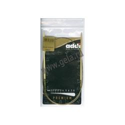 Спицы Addi Круговые бамбуковые 3.5 мм / 80 см