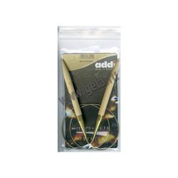 Спицы Addi Круговые бамбуковые 10 мм / 80 см