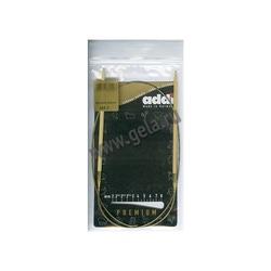 Спицы Addi Круговые бамбуковые 4 мм / 80 см