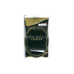 Спицы Addi Круговые супергладкие никелевые 3.75 мм / 100 см