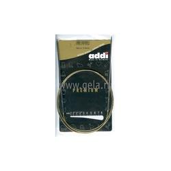 Спицы Addi Круговые супергладкие 2.5 мм / 100 см