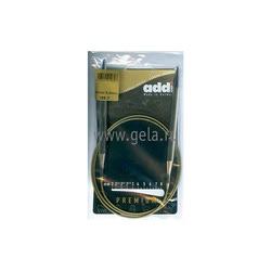 Спицы Addi Круговые супергладкие никелевые 8 мм / 100 см