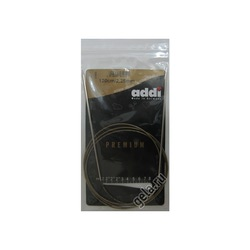 Спицы Addi Круговые супергладкие никелевые 2.25 мм / 120 см