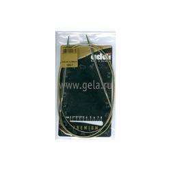 Спицы Addi Круговые супергладкие никелевые 3.75 мм / 120 см