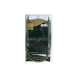 Спицы Addi Круговые супергладкие никелевые 6.5 мм / 120 см