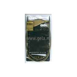 Спицы Addi Круговые супергладкие никелевые 5.5 мм / 120 см