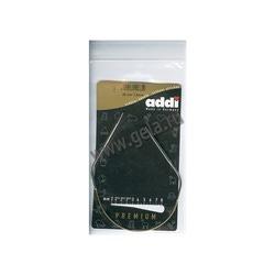 Спицы Addi Круговые супергладкие никелевые 3.5 мм / 30 см