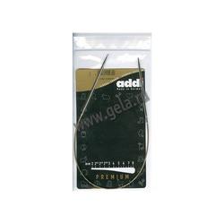 Спицы Addi Круговые супергладкие никелевые 3 мм / 40 см