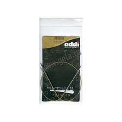 Спицы Addi Круговые супергладкие 2.5 мм / 50 см