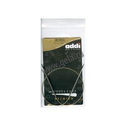 Спицы Addi Круговые супергладкие никелевые 3 мм / 50 см