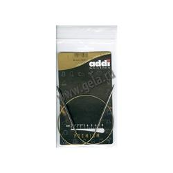 Спицы Addi Круговые супергладкие никелевые 3.5 мм / 50 см