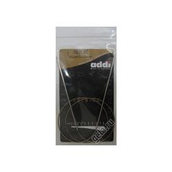 Спицы Addi Круговые супергладкие никелевые 2.25 мм / 80 см