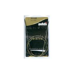 Спицы Addi Круговые супергладкие никелевые 2.5 мм / 80 см
