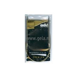 Спицы Addi Круговые супергладкие никелевые 7 мм / 80 см