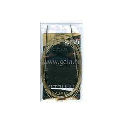 Спицы Addi Круговые супергладкие экстрадлинные никелевые 3 мм / 300 см