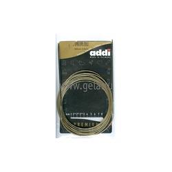 Спицы Addi Круговые супергладкие экстрадлинные 2.5 мм / 300 см