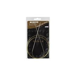 Спицы Addi Круговые супергладкие экстратонкие никелевые 1.5 мм / 150 см