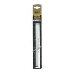 Спицы Addi Чулочные алюминиевые 3.75 мм / 20 см