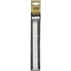 Спицы Addi Чулочные алюминиевые 4 мм / 20 см