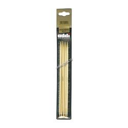 Спицы Addi Чулочные бамбуковые 4.5 мм / 20 см