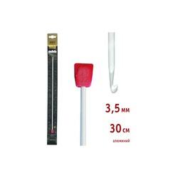 Крючок Addi Тунисский алюминиевый 3.5 мм / 30 см