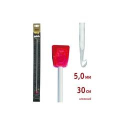 Крючок Addi Тунисский алюминиевый 5 мм / 30 см