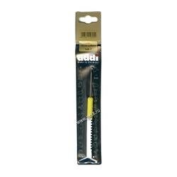 Крючок Addi Вязальный с пластиковой ручкой 2.5 мм / 15 см