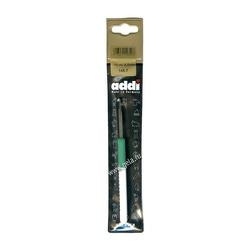 Крючок Addi Вязальный с пластиковой ручкой 4 мм / 15 см
