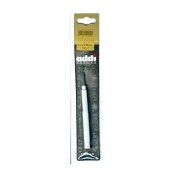 Крючок Addi Вязальный экстратонкий с пластиковой ручкой 0.5 мм / 13 см