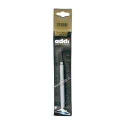 Крючок Addi Вязальный экстратонкий с пластиковой ручкой 1.5 мм / 13 см