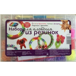 Набор Color Kit Для плетения из резинок