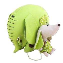 Игрушка Miadolla Слон и Моська