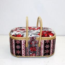 """Аксессуары Hand Crafted Basket """"Шкатулка для рукоделия"""""""