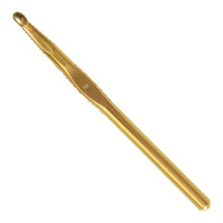 Крючок Addi Вязальный алюминиевый 10 мм / 15 см