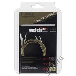 Аксессуары Addi Набор дополнительных лесок 60, 80 и 100 см и соединительные устройства к addiСlick