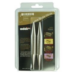 Аксессуары Addi Дополнительные спицы к addiClick, никелированная латунь 15 мм